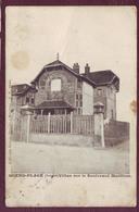CPA - 80 - QUEND-PLAGE (Somme). Villas Sur Le Boulevard Maritime - Quend