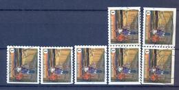 Belgium 3793 Boekje Carnet Carnet 2008 B94 ' Wandelen'  Fine Used Gestempeld  Not Complete - Oblitérés
