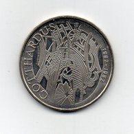 Svizzera - 1982 - 5 Franchi Commemorativi - GOTTHARDUS - (MW2341) - Svizzera