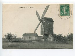 Moulin  Vent Donnery - France