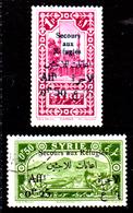 Siria-00024 - Valori Del 1926 (+/o) LH/Used - Senza Difetti Occulti. - Siria (1919-1945)