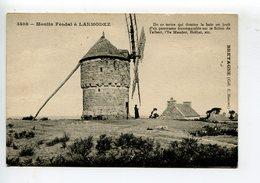 Moulin  Lanmodez - Tréguier