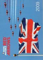 RED ARROWS - RAF - Brits Leger