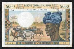 5000F MALI - Mali