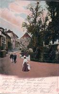 Solothurn Schanzenweg + Cachet Linéaire SOLOTHURN (4.11.1903) - SO Solothurn