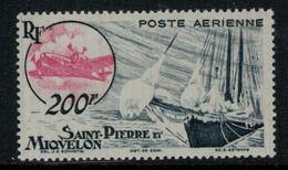 St.Pierre Et Miquelon // 1947 //  Poste Aérienne No.20 Y&T  Timbres Neufs ** MNH (sans Charnière) - Poste Aérienne