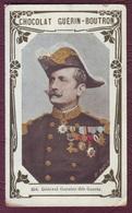 Chromo CHOCOLAT GUERIN BOUTRON - 254 - Général Garnier Des Garets - Guérin-Boutron