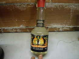 Liquore Ungherese Barack Palinka Bottled 1970's 50 Cl - Spiritus