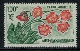 St.Pierre Et Miquelon // 1962 //  Poste Aérienne No.27 Y&T  Timbres Neufs ** MNH (sans Charnière) - Poste Aérienne