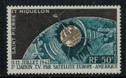 St.Pierre Et Miquelon // 1962 //  Poste Aérienne No.29 Y&T  Timbres Neufs ** MNH (sans Charnière) - Poste Aérienne