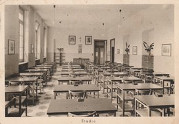 CARTOLINA: TORINO - REGIO EDUCATORIO DELLA PROVVIDENZA (STUDIO) - F/G - B/N - VIAGGIATA - LEGGI - Education, Schools And Universities