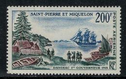 St.Pierre Et Miquelon // 1963 //  Poste Aérienne No.30 Y&T  Timbres Neufs ** MNH (sans Charnière) - Poste Aérienne