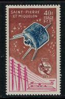 St.Pierre Et Miquelon // 1965 //  Poste Aérienne No.32 Y&T  Timbres Neufs ** MNH (sans Charnière) - Neufs