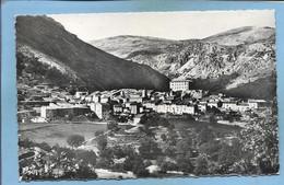 Cipières (06) Vue Générale Et Le Cheiron 2 Scans 10-07-1963 Cachet Hexagonal - Autres Communes