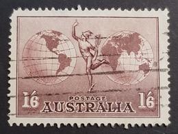 1934 Airmail, Australia, *,**, Or Used - 1913-36 George V : Heads
