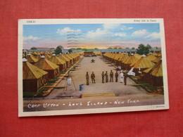 Military  Camp Upton   Long Island  NY   Ref 3328 - Long Island