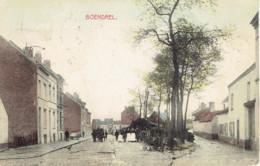 Bruxelles Ixelles Boendael  Colorisée Marcovici 1911 - Ixelles - Elsene