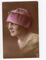 123 - MODE  -  Jeune Femme  - Chapeau Original - Mode