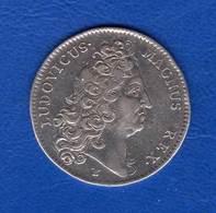 Louis  Xllll  1712  Tresor  Royal  Arg - Royaux / De Noblesse