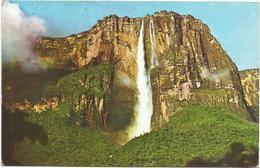W2804 Venezuela - El Salto Angel - Angel Fall / Viaggiata - Venezuela