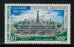 St.Pierre Et Miquelon // 1968 //  Poste Aérienne No.42 Y&T  Timbres Neufs ** MNH (sans Charnière) - Neufs