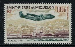 St.Pierre Et Miquelon // 1973 //  Poste Aérienne No.57 Y&T  Timbres Neufs ** MNH (sans Charnière) - Poste Aérienne