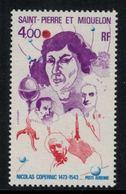 St.Pierre Et Miquelon // 1974 //  Poste Aérienne No.59 Y&T  Timbres Neufs ** MNH (sans Charnière) - Poste Aérienne