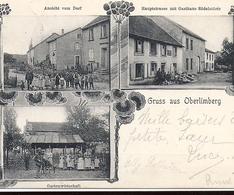 GRUSS AUS OBERLIMBERG 1904 - Allemagne