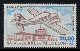 St.Pierre Et Miquelon // 1989 //  Poste Aérienne No.68 Y&T  Timbres Neufs ** MNH (sans Charnière) - Poste Aérienne