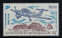 St.Pierre Et Miquelon // 1991 //  Poste Aérienne No.70 Y&T  Timbres Neufs ** MNH (sans Charnière) - Poste Aérienne