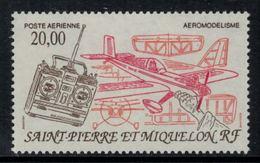 St.Pierre Et Miquelon // 1992 //  Poste Aérienne No.71 Y&T  Timbres Neufs ** MNH (sans Charnière) - Poste Aérienne