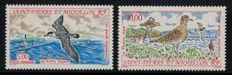 St.Pierre Et Miquelon // 1993 //  Poste Aérienne No.72-73 Y&T  Timbres Neufs ** MNH (sans Charnière) - Neufs