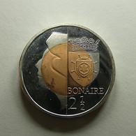 Bonaire Coin Or Token 2 1/2 Dollar 2012 - Monete