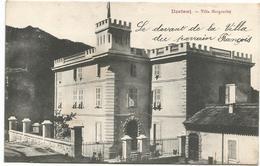 CORSE CPA  Rare !! UCCIANI - Villa Marguerite - France