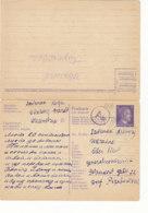 P 310 In Die UKRAINE Aus Dem Lager Düsseldorf-Heerdt 21.9.43 Zensur - Briefe U. Dokumente
