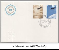 IRELAND - 1978 50th ANNNIVERSARY OF THE 1st EAST-WEST TRANSATLANTIC FLIGHT / AVI - FDC