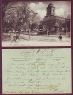 Carte Postale - ALGERIE - 19 BATNA - L'Eglise - LL - 1918 - Batna