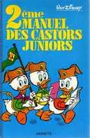 MANUEL DES CASTORS JUNIORS #2 (1975) - Parfait état Quasi Neuf - Disney
