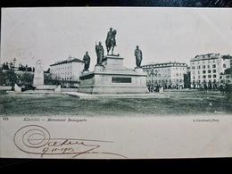 CARTE POSTALE _ CPA VINTAGE : FRANCE _ CORSE _ AJACCIO _ Monument Bonaparte       // CPA.L.FR240.27 - Ajaccio