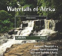 Liberia  2018 Waterfalls Of Africa   I201901 - Liberia
