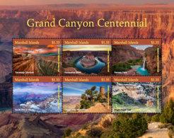 Marshall Islands   2018  Grand Canyon Centennial   I201901 - Marshall Islands