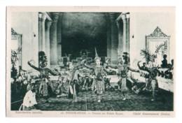 (Cambodge) 028, Pnom-Penh, Ed De La Maison D'art Colonial 16, Danses Au Palais Royal - Cambodge