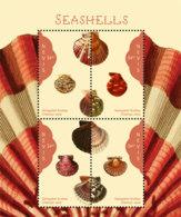 Nevis   2018    Seashells  I201901 - St.Kitts And Nevis ( 1983-...)
