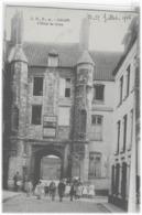 CALAIS - L'HOTEL DE GUISE - BELLE ANIMATION - 1906 - Calais