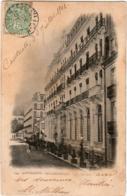 6GD 92. CAUTERETS HOTEL CONTINENTAL - Cauterets