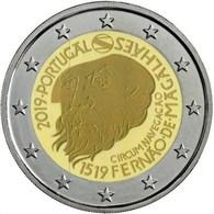 Portugal 2euro Cc - Viagem De Circum-Navegação De Fernão De Magalhães - 2018 UNC - Portugal