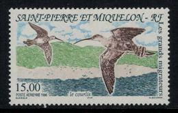 St.Pierre Et Miquelon // 1996 //  Poste Aérienne No.75 Y&T  Timbres Neufs ** MNH (sans Charnière) - Poste Aérienne