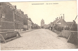 CPA Wormhout Wormhoudt Rue De La Citadelle 59 Nord - Wormhout