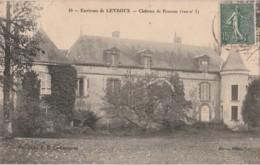 A20- 36) ENVIRONS DE LEVROUX (INDRE) CHATEAU DE ROMSAC (VUE N°1) - France