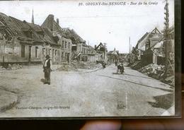 ORIGNY SAINTE BENOITE               JLM - Autres Communes